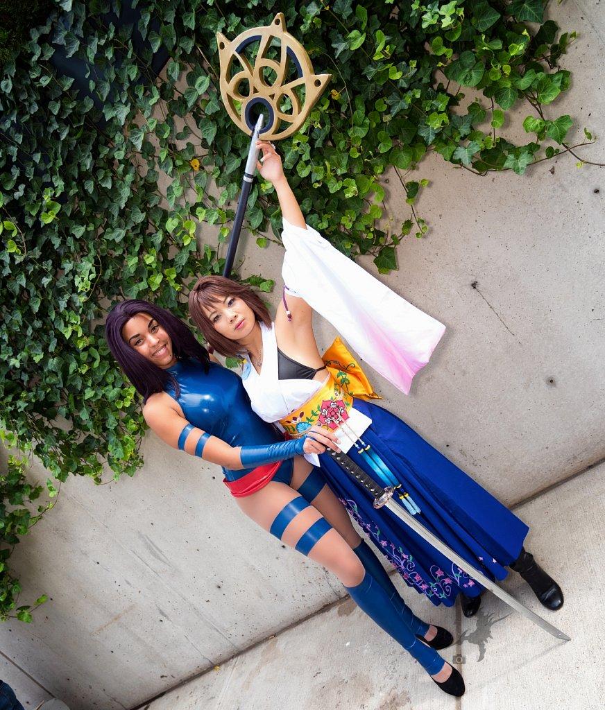 Psylocke & Yuna